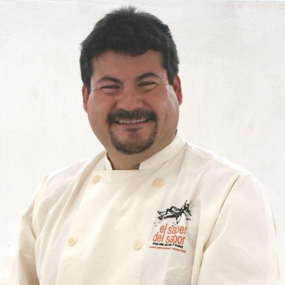 Cheff Alejandro Ruiz