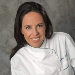 Chef Andrea Blanco