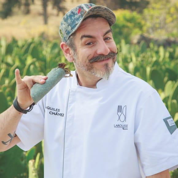 Chef Aquiles Chavez