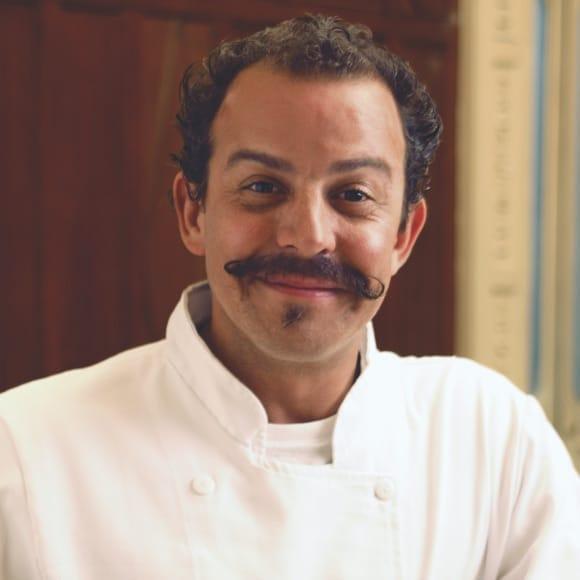 Chef Benito Molina