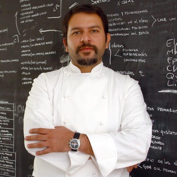 Cheff Enrique Olvera, Del restaurante Pujol