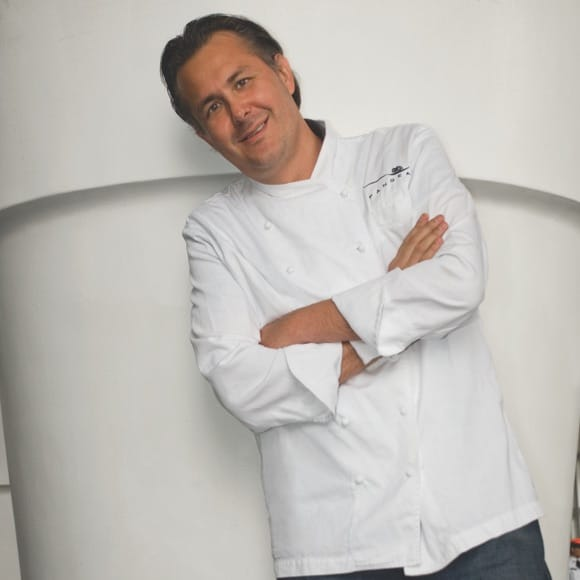 Chef Guillermo Gonzalez Beristain