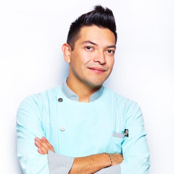 chef Ivan millan