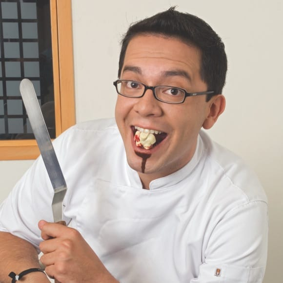 Chef Jose Ramón Castillo