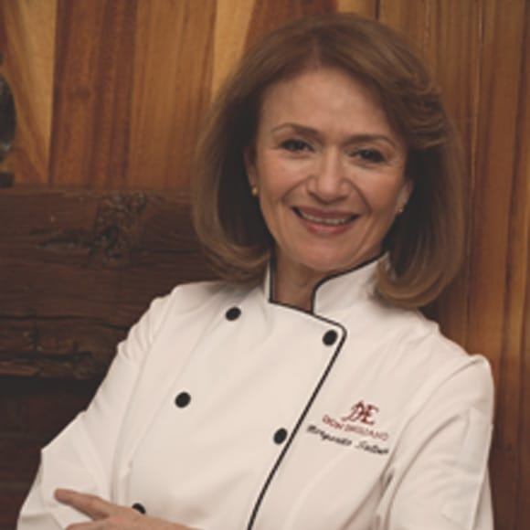 Chef Margarita Carrillo Arronte