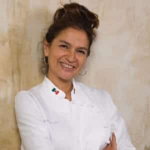 Chef Mónica Patiño