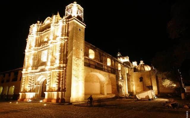 Ex Convento de Santo Domingo. Foto: Cortesía de Culinaria Mexicana.