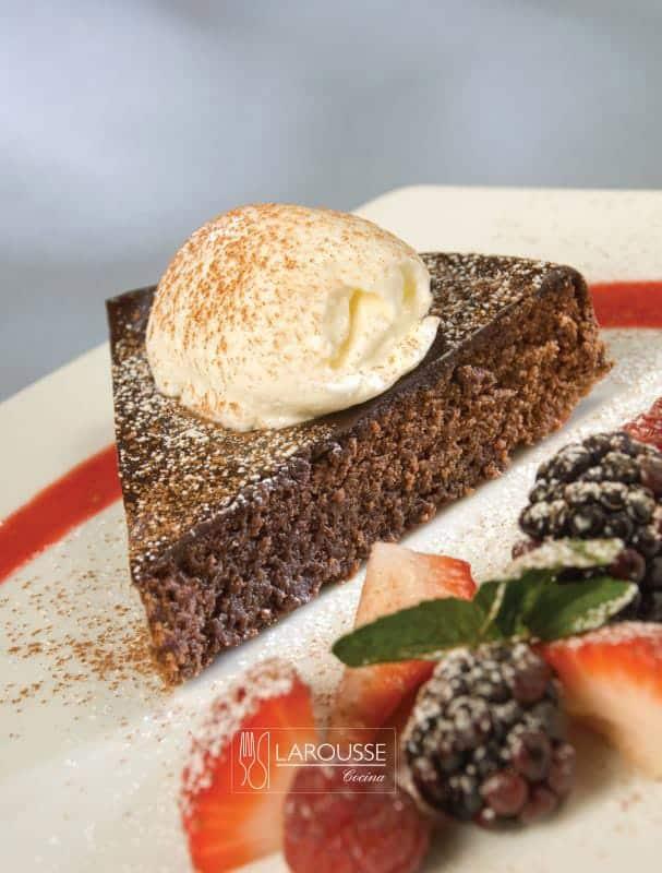 Tarta de chocolate Micaela