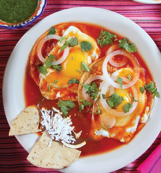 Foto: Huevos rancheros. © Shutterstock.