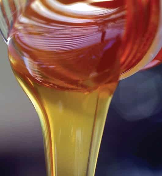 Foto: Miel de abeja. © Shutterstock.