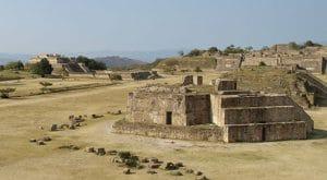 Zona arqueológica de Monte Albán