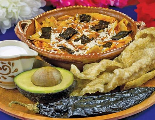 Foto: Sopa de tortilla. © Shutterstock.