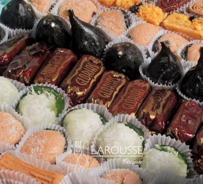 Foto: Variedad de dulces. © Ediciones Larousse / Bertha Herrera.