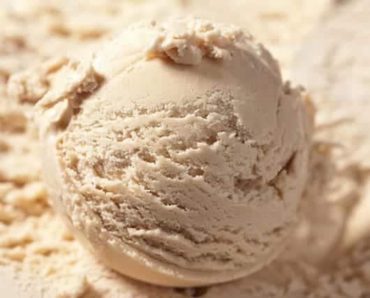 Foto: Bola de helado. © Shutterstock.