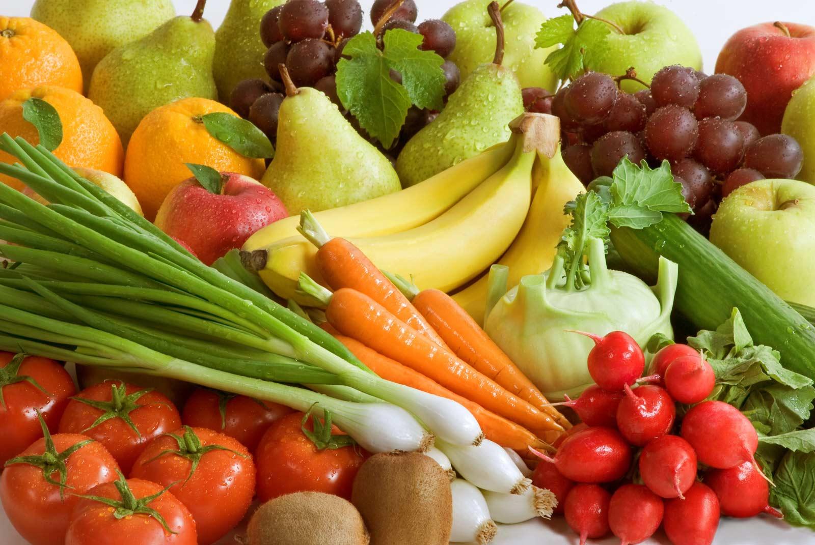 Arcoíris de nutrición