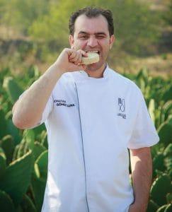 Chef Jonatan Gómez Luna