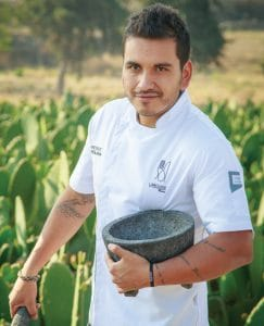 Chef Francisco Molina