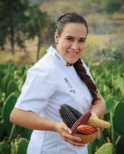 Chef Marta Zepeda