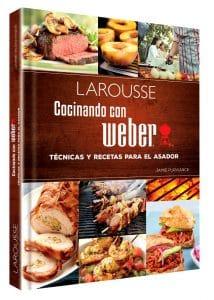 Portada de Cocinando con Weber