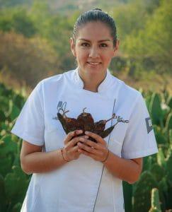 Chef Lizette Galicia