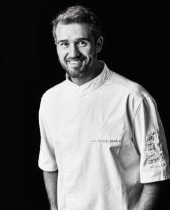Chef Luis Robledo Richards