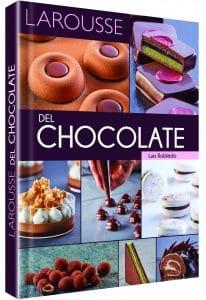 Portada de Larousse del chocolate
