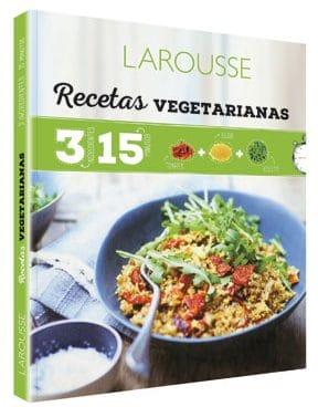 Libro Recetas Vegetarianas Recetas Rápidas Fáciles Y