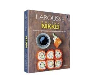 Portada de Cocina nikkei