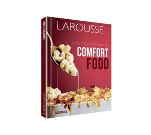 Portada de Las mejores recetas de comfort food