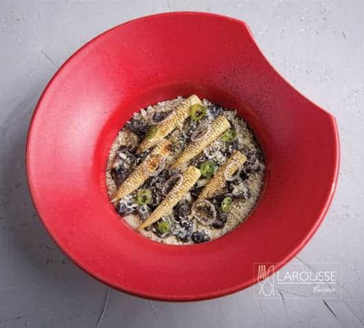 polenta-huitlacoche-elote-joven-y-queso-Cotija