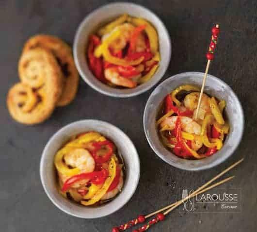 Camarones-al-ajillo-con-pimientos