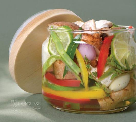 conserva de verduras