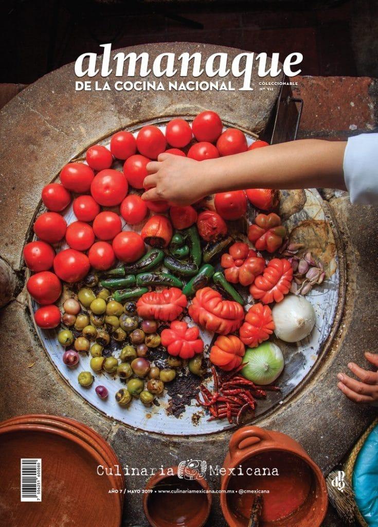 ¿Ya tienes el Almanaque de la Cocina Nacional 2019?