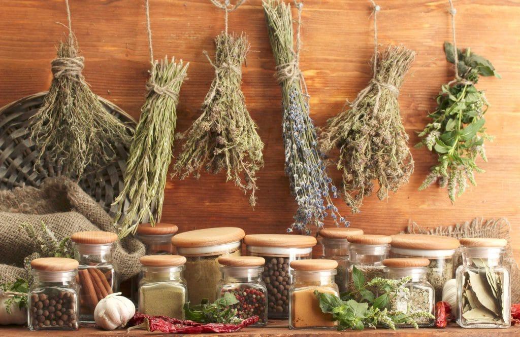Guía práctica para secar hierbas aromáticas en casa