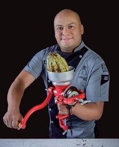 Chef Armando Muñoz