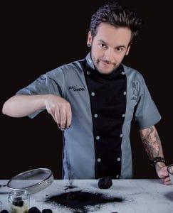 Chef Mao Montiel