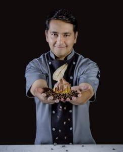 Chef Miguel Gómez