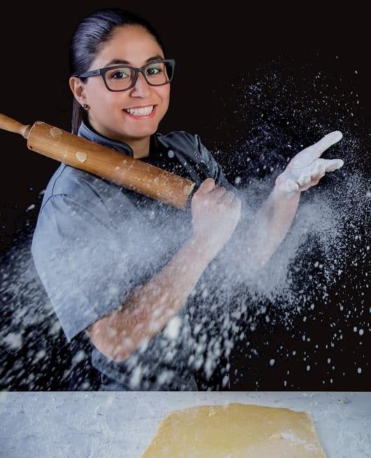 Chef Teresa Soto