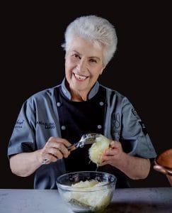 Chef María Elena Lugo