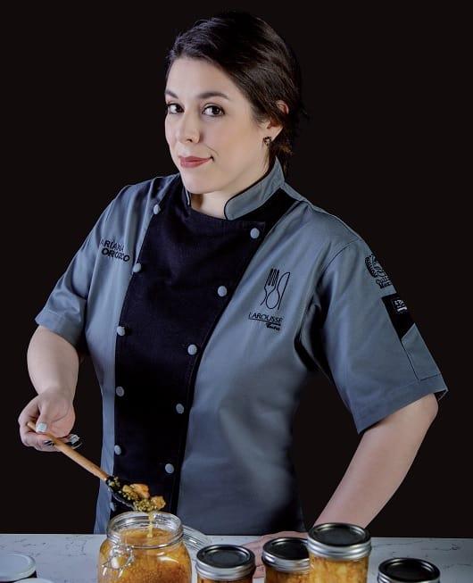 Chef Mariana Orozco