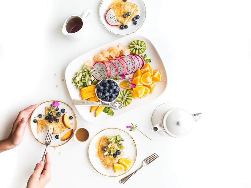 4 consejos para comer sano y seguro durante la cuarentena con Debby Braun