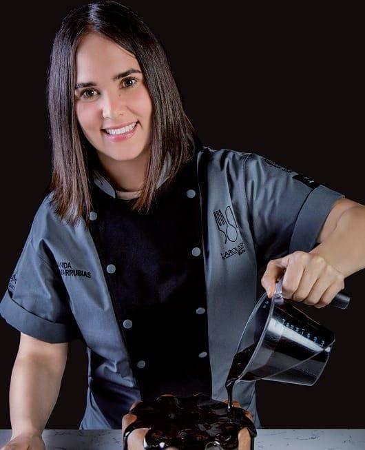 Chef Fernanda Covarrubias