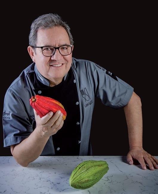Chef Jorge Llanderal