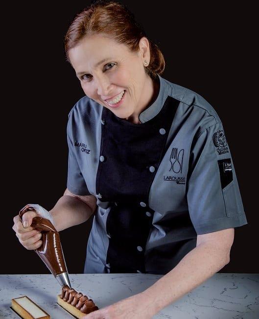 Chef Maricú Ortiz