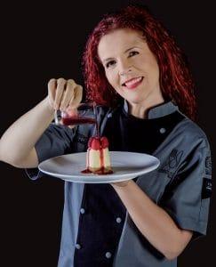 Chef Maritere Ramírez Degollado
